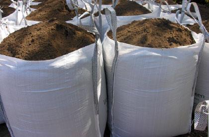 bulk bag topsoil in essex